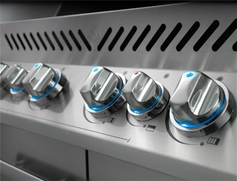 Plynový gril Prestige PRO500