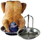 Stojan na kuře+miska